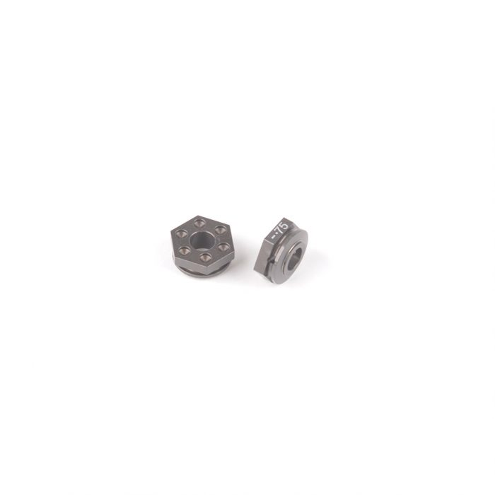 Alloy Wheel Hex (-0.75) pr - LD,ST