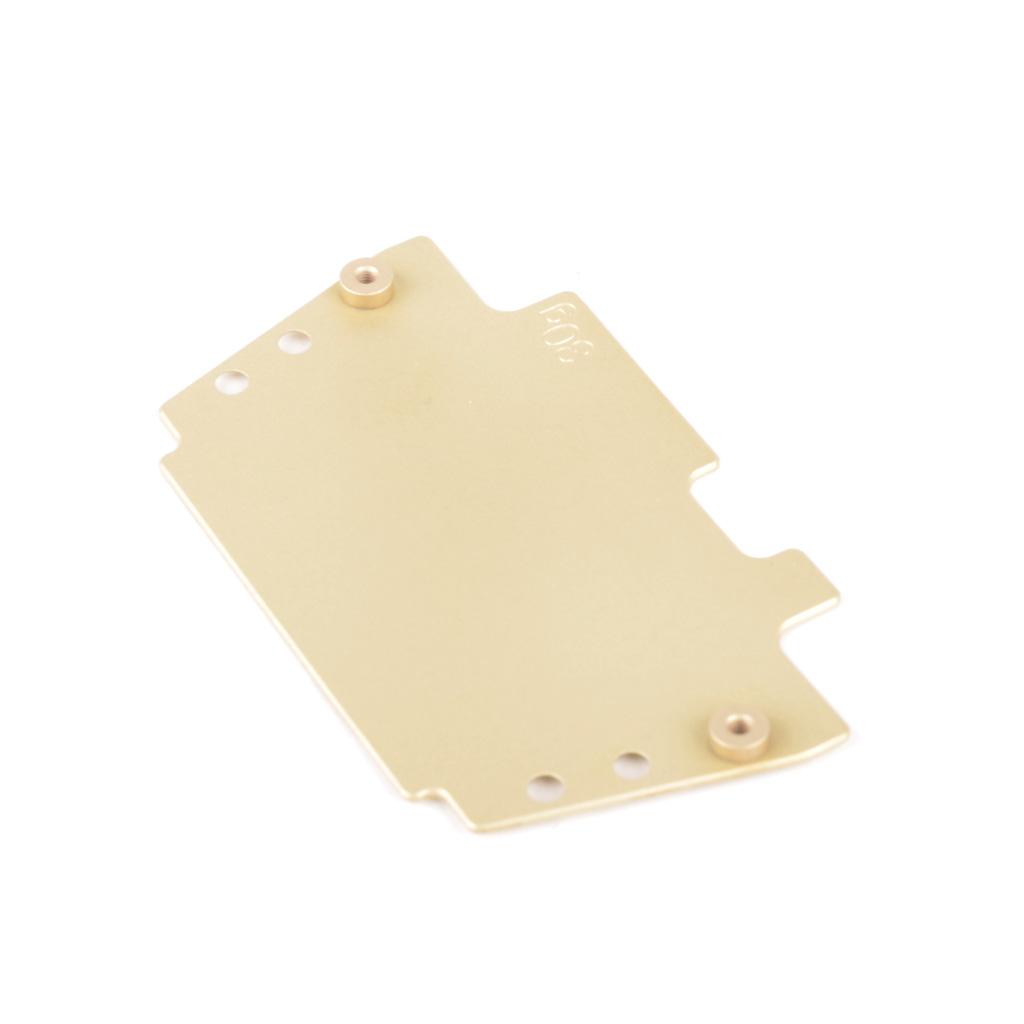 Brass Radio Plate (30g) - LD,ST