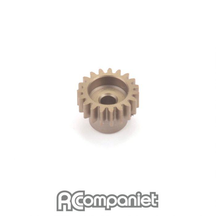 18T Steel Pinion - 0.6 MOD