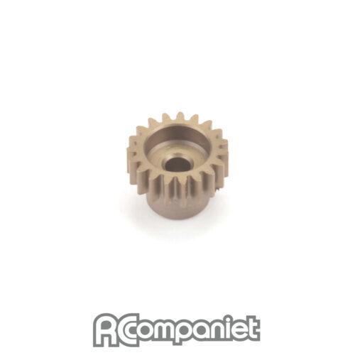 19T Steel Pinion - 0.6 MOD