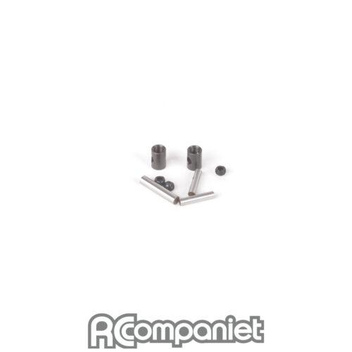 Double Joint Driveshaft Pins,Pivots V2 - Mi7,FT