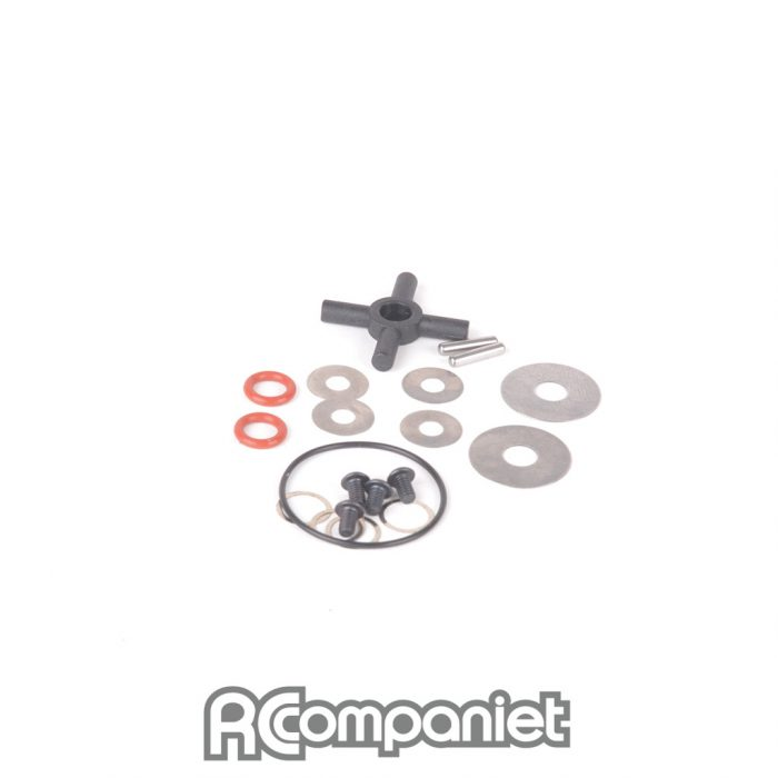 Gear Diff Rebuild Kit - Mi7