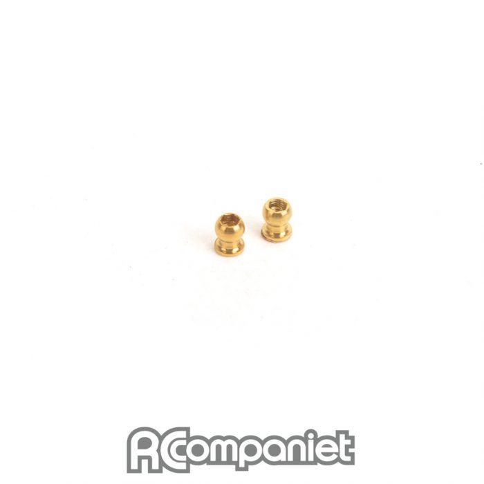 Titanium Pivot Ball 5.5mm  High (pr)