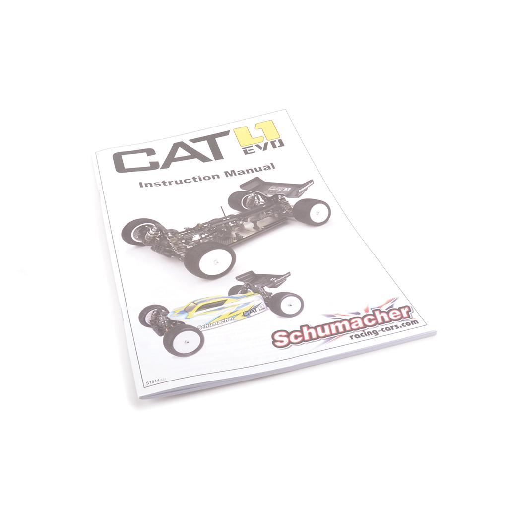 Manual - CAT L1 EVO