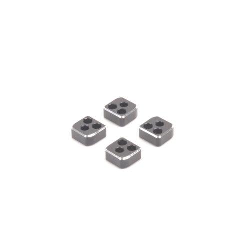 Alloy LiPo Post Spacer-(4) KC,KD,LD,L1/EVO,ST