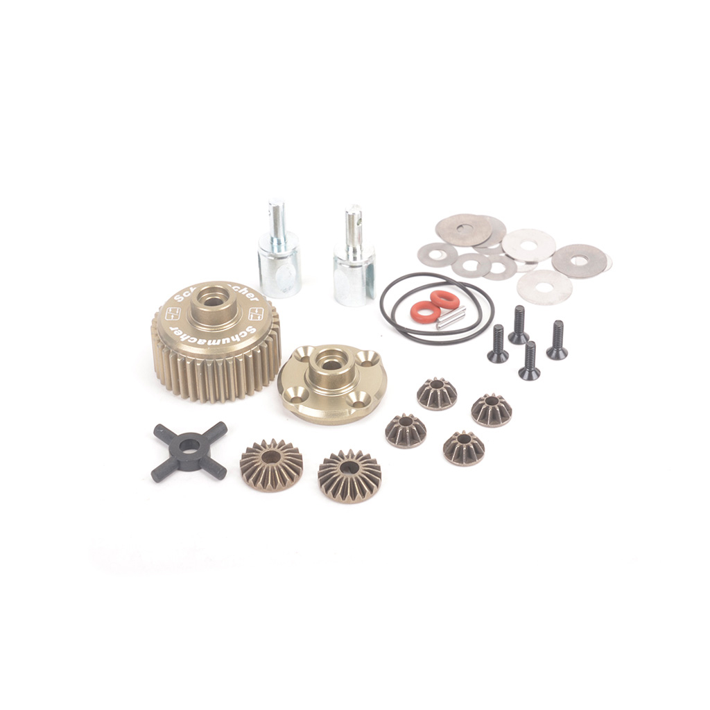 Alloy Diff Complete - KR,KD,LD,ST